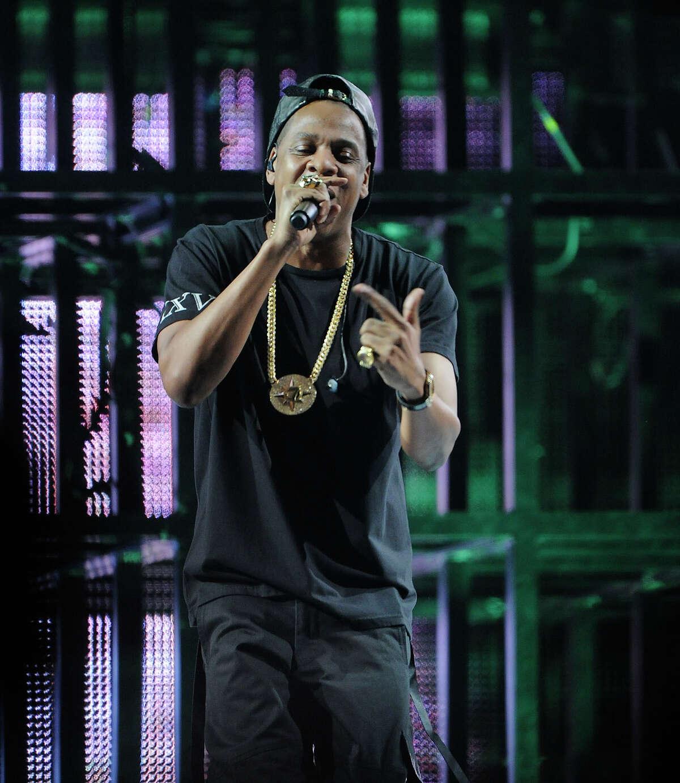 Jay-Z performed at Mohegan Sun in 2014.