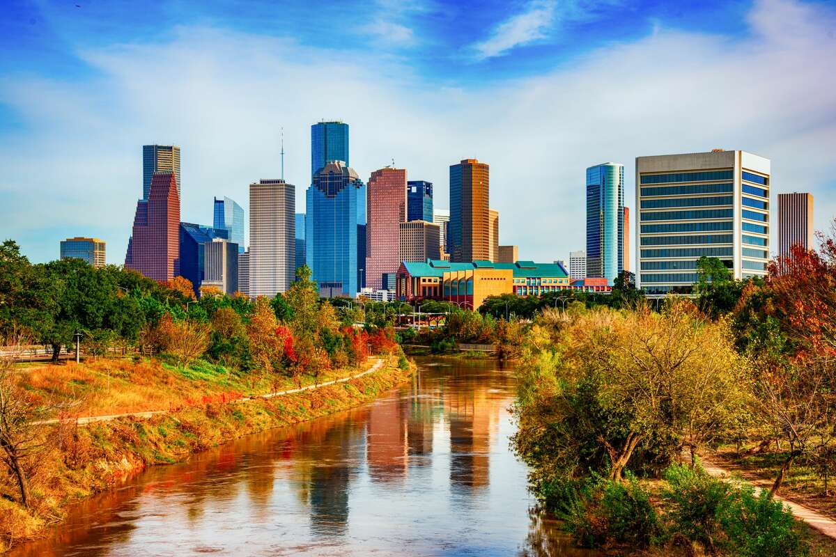 Beautiful fall foliage is ready to take center stage in Houston.