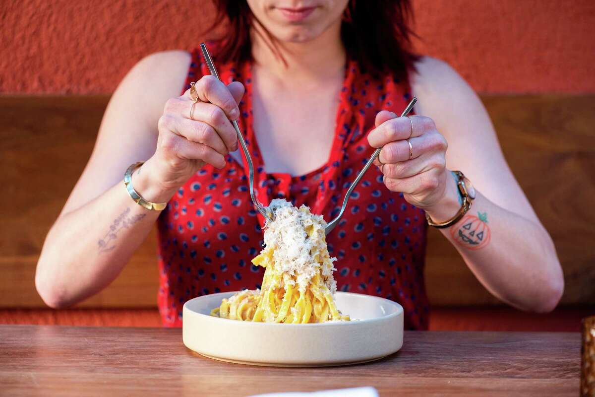 Simple, traditional Italian pasta dishes are the focus of Penny Roma in San Francisco.