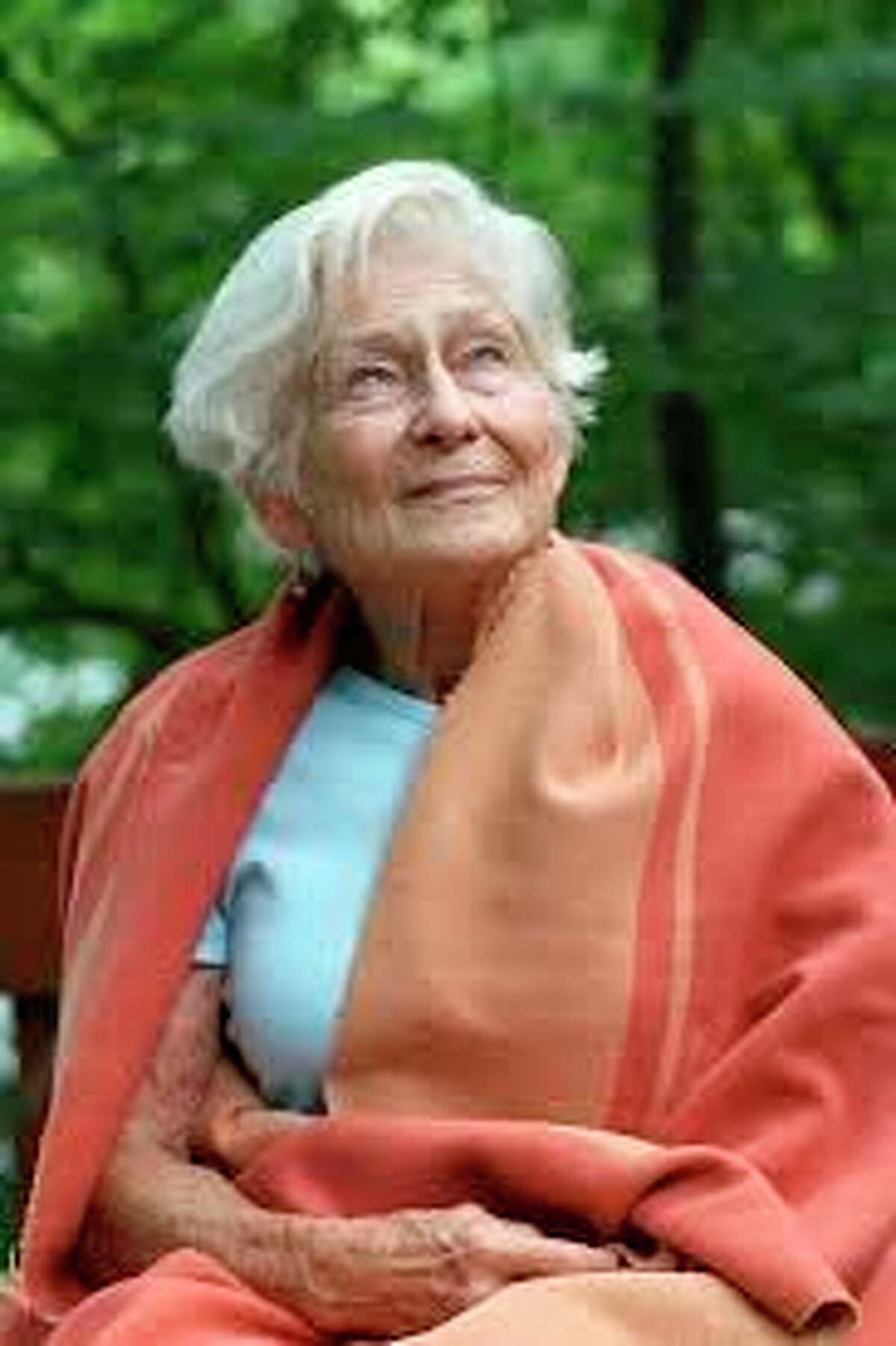 Dr. Irene Butter will speak about her life as a Holocaust survivor.at 3 p.m. Oct. 2 at theTamarack District Library. (Courtesy photo)