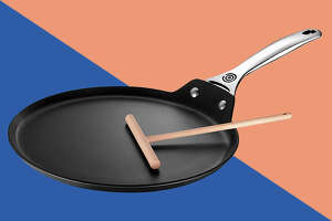 Les Creuset nonstick crepe pan