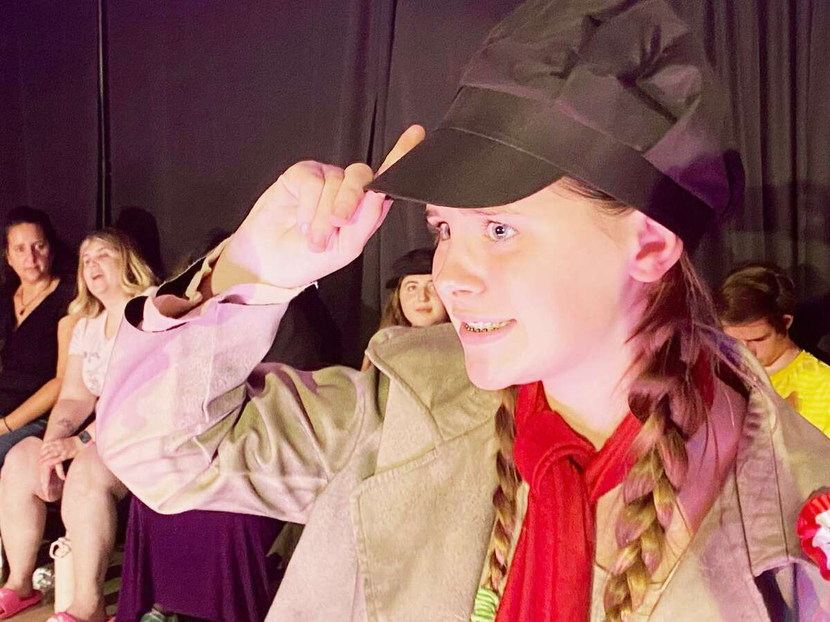 The WISP Performing Arts Initiative will present staged Broadway concert selections Sept. 25 and 26 at the Old Stone Church, 251 Main St., East Haven. Shown here is Shay Barrett as Gavroche.
