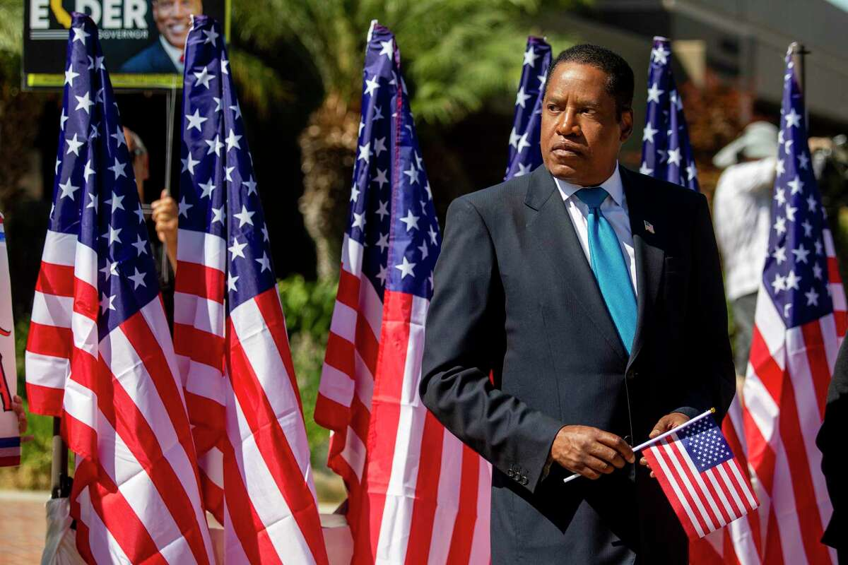 California gubernatorial candidate Larry Elder made a major mistake by pushing the stolen election narrative, a choice many Republican candidates will have to make in 2022 and 2024.