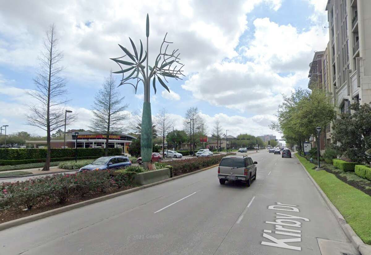 Kirby Drive, as it turns out, is not named after John Kirby Allen who founded Houston.
