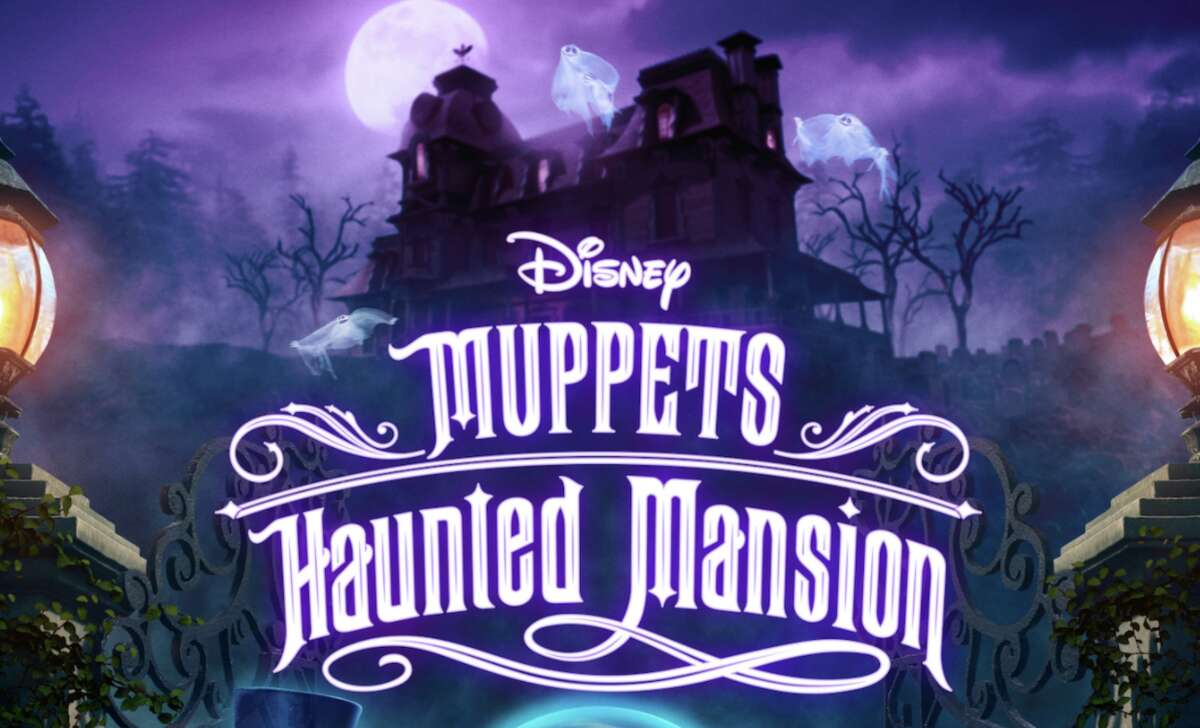 Watch Muppets Haunted Mansion with Disney Plus.