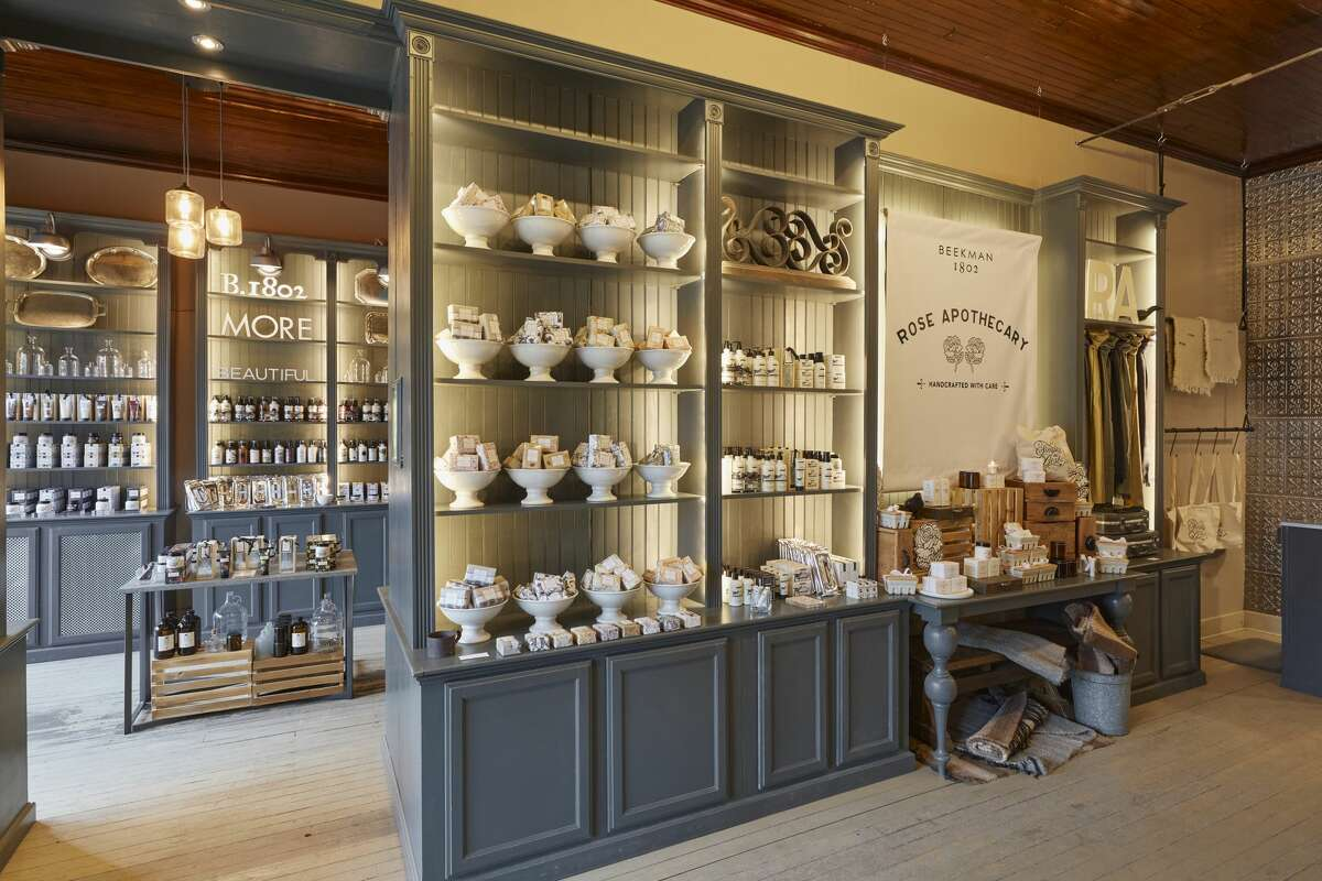 The special Beekman 1802 Rose Apothecary pop-up in Schoharie County generated a lot of buzz and awareness about apothecaries in upstate New York.