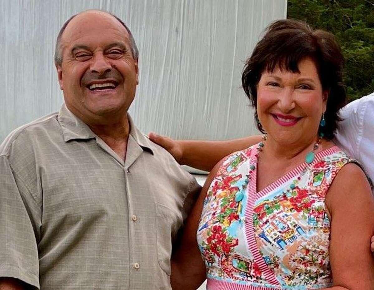 Pete and Karen Leonetti of Madison
