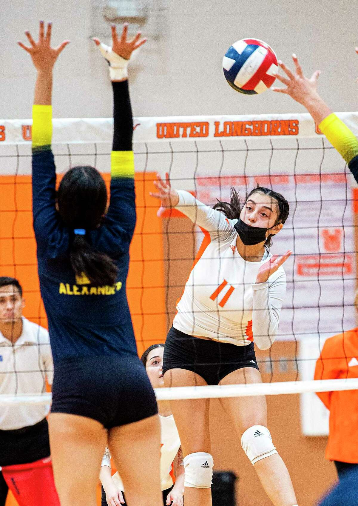Mia Molina and United host LBJ at 7 p.m. Tuesday while Alexander welcomes Eagle Pass.