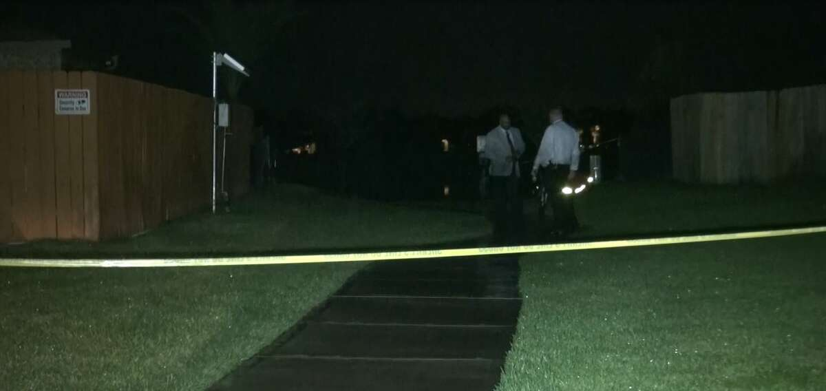A 14-year-old boy was fatally shot Monday in Kingwood, according to the Montgomery County Sheriff's Office.