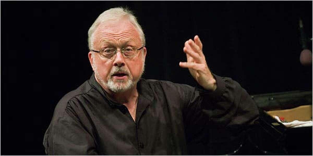 Composer William Bolcom (Getty Images)