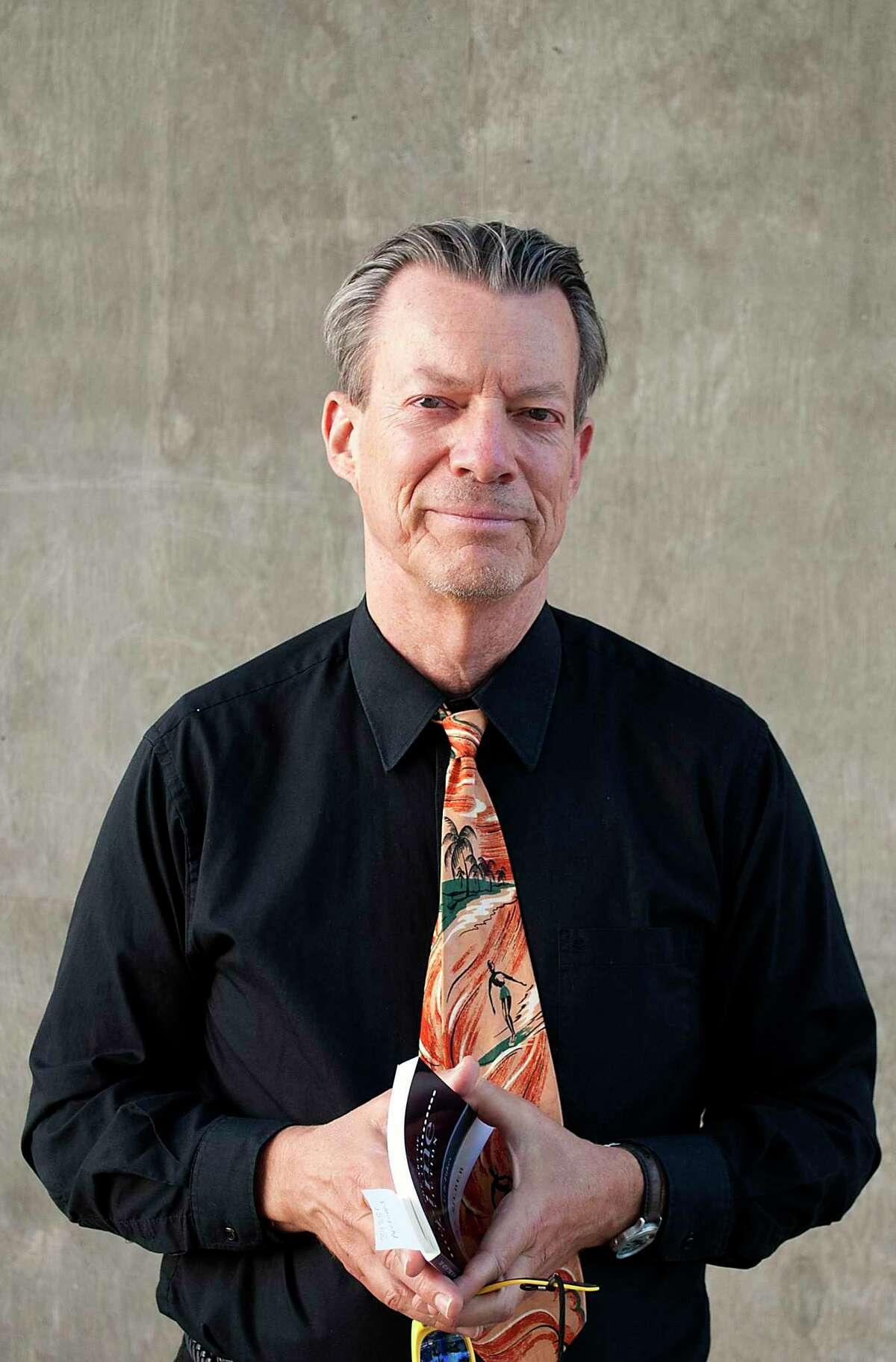 Haystack Book Festival will be held Oct. 1-3 at The Norfolk Library. Authors and speakers include Fenton Johnson, pictured; Robert Jones, Margaret Gibson and Dinah Lenney.