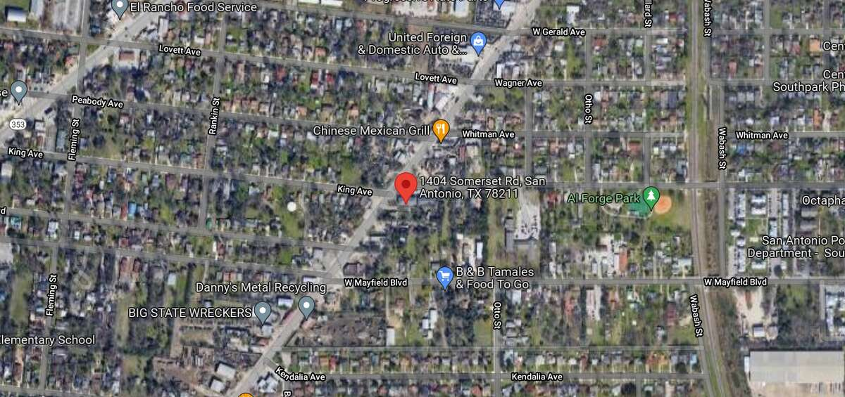 A 31-year-old man was shot and killed Sept. 20 night at an apartment complex on the Southwest Side in the 1400 block of Somerset Road. The map shows the location of the incident.