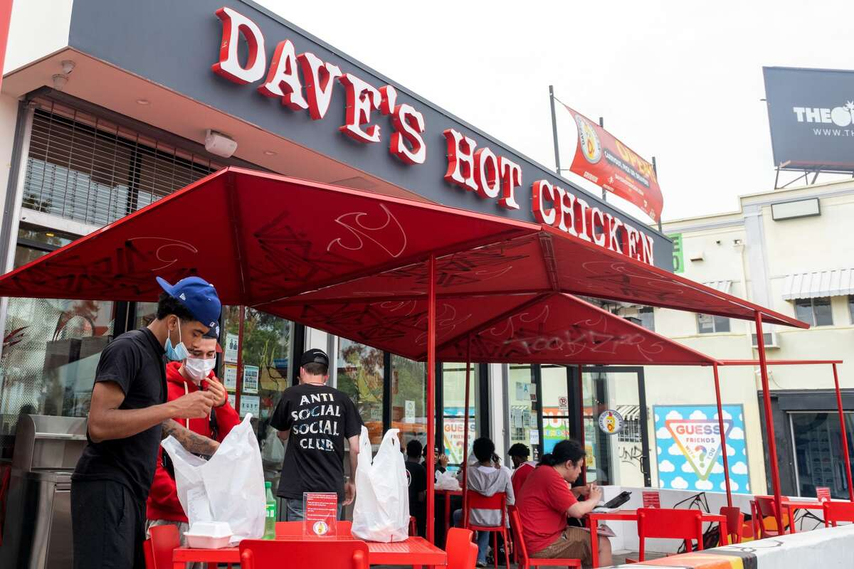 California-based Dave's Hot Chicken is opening its first Houston location.