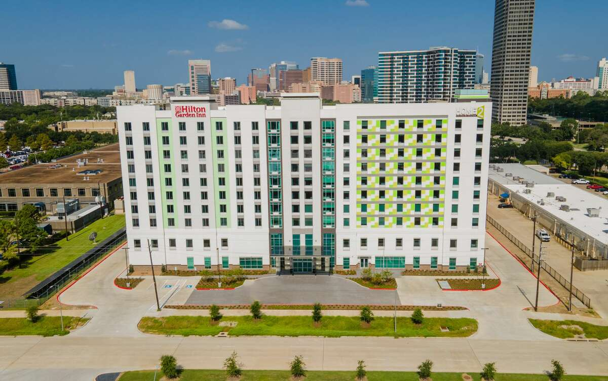 American Liberty Hospitality's Hilton Garden Inn and Home2 Suites by Hilton at 6840 Almeda Road will offer a total of 300 rooms.