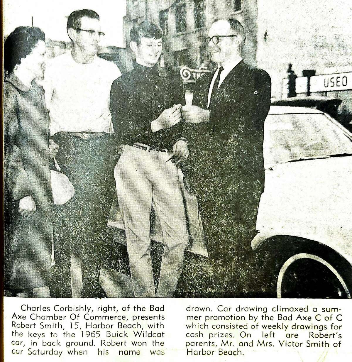 For this week's Tribune Throwback we take a look in the archives from the month of September 1965.