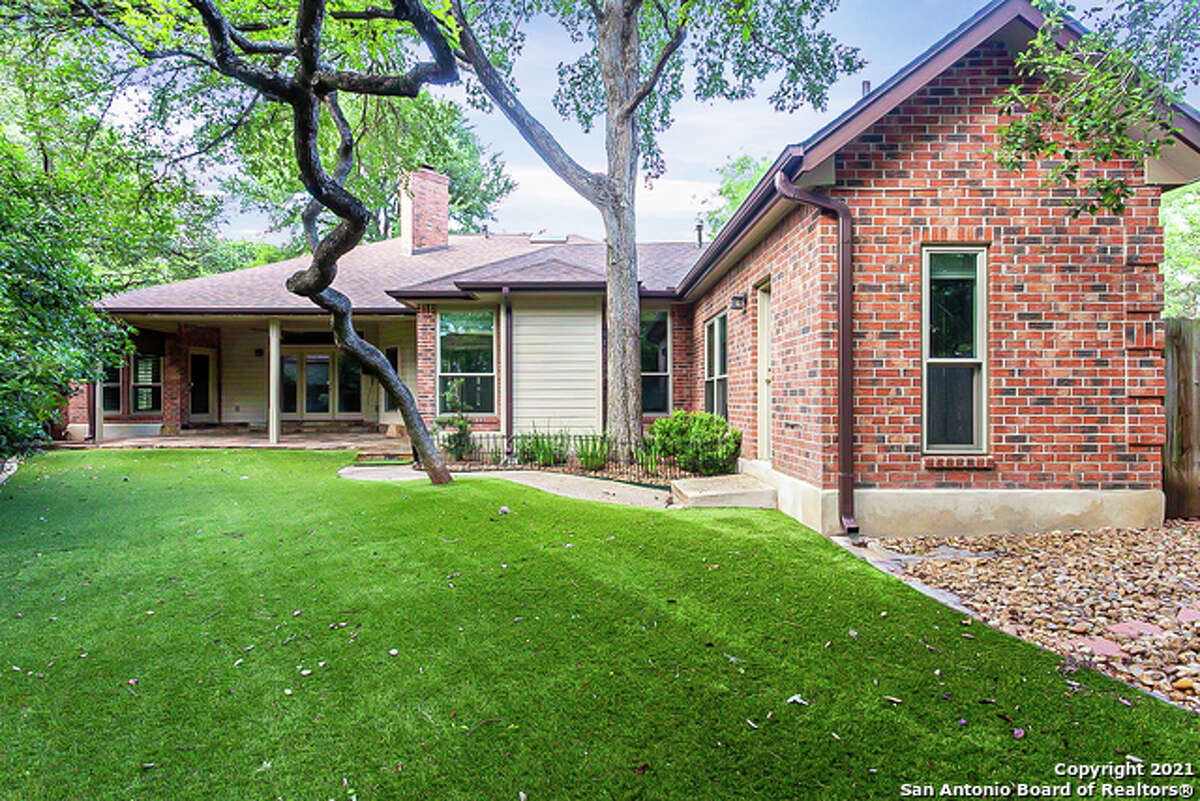 Inwood is a luxury, gated community on the north central side of San Antonio.