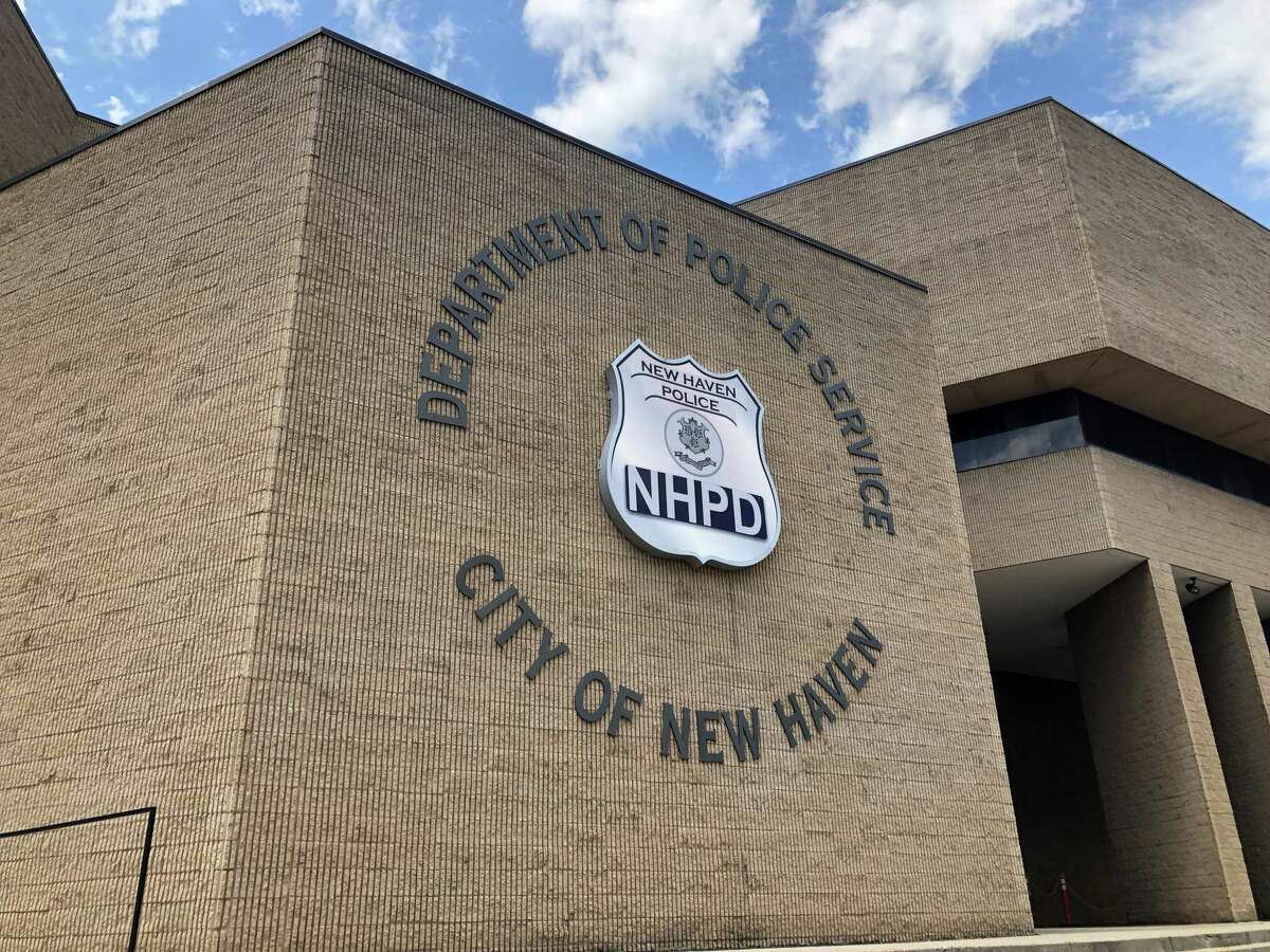 The New Haven Police Department, located at 1 Union Ave.