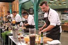 Gabe Erales, Nelson German, Maria Mazon andGabriel Pascuzzi competed on season 18 of Top Chef.