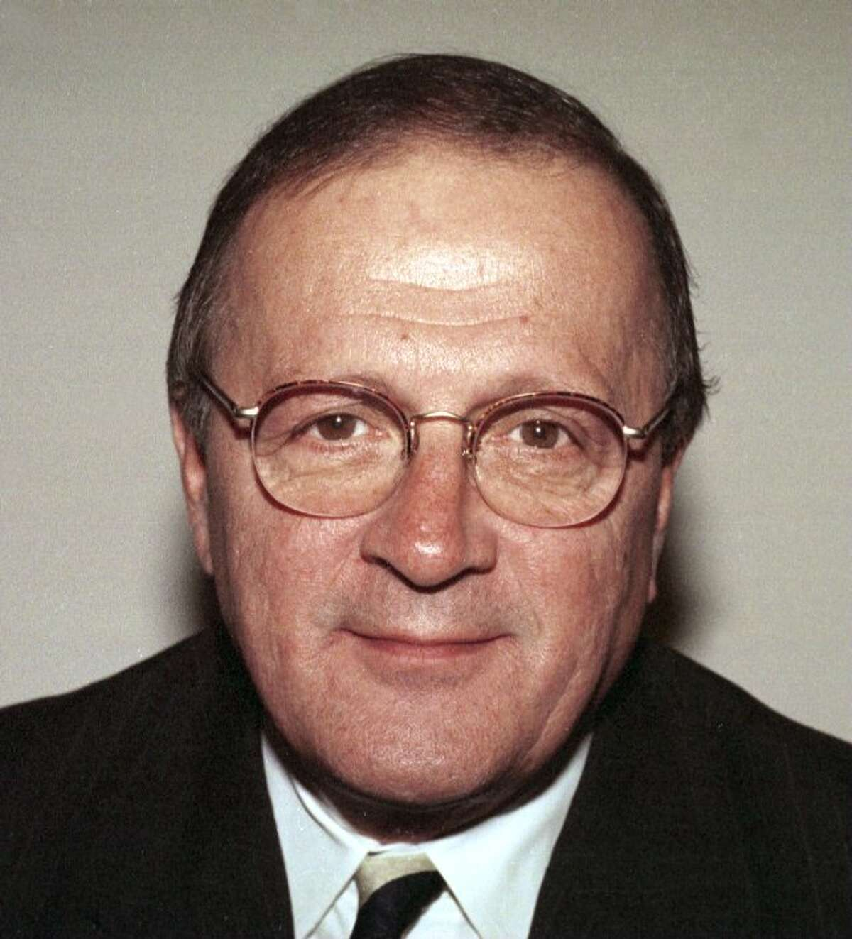 U.S. Rep. Sherwood L. Boehlert profiled by the Times Union in 1997.