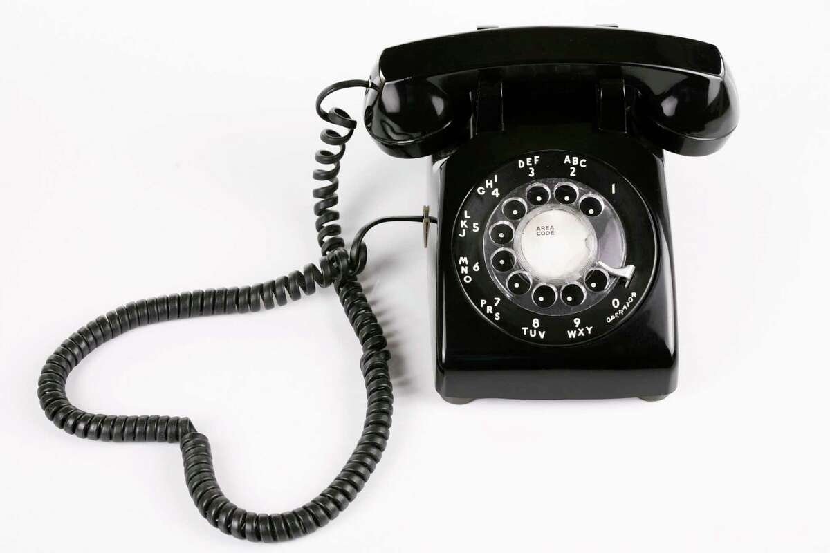 Not that long ago, if you wanted to talk with a friend, you had to use your land line phone at home. (Dreamstime/TNS)