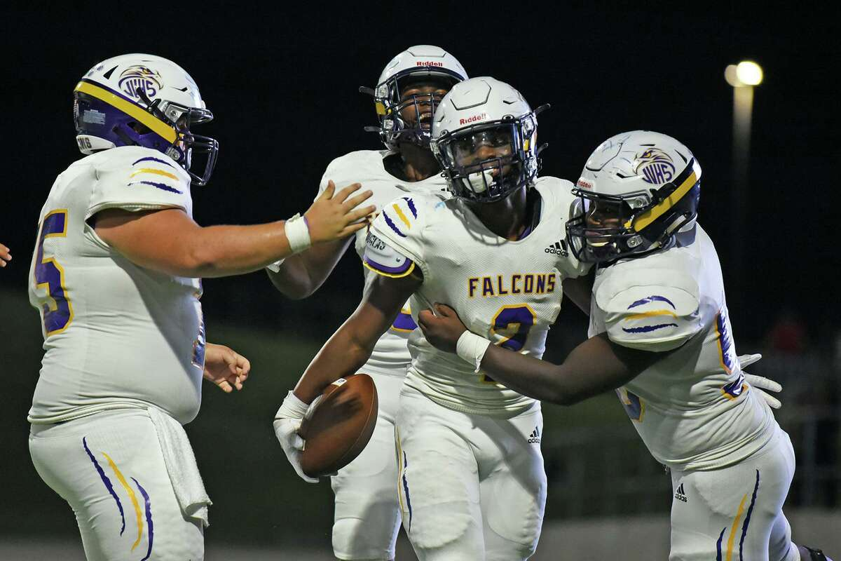 On a bye this week, Jersey Village is hard at work preparing for its first Spring Branch ISD foe. The Falcons are scheduled to host Memorial High in the District 17-6A opener, Sept. 25 at 6 p.m., at Pridgeon Stadium.