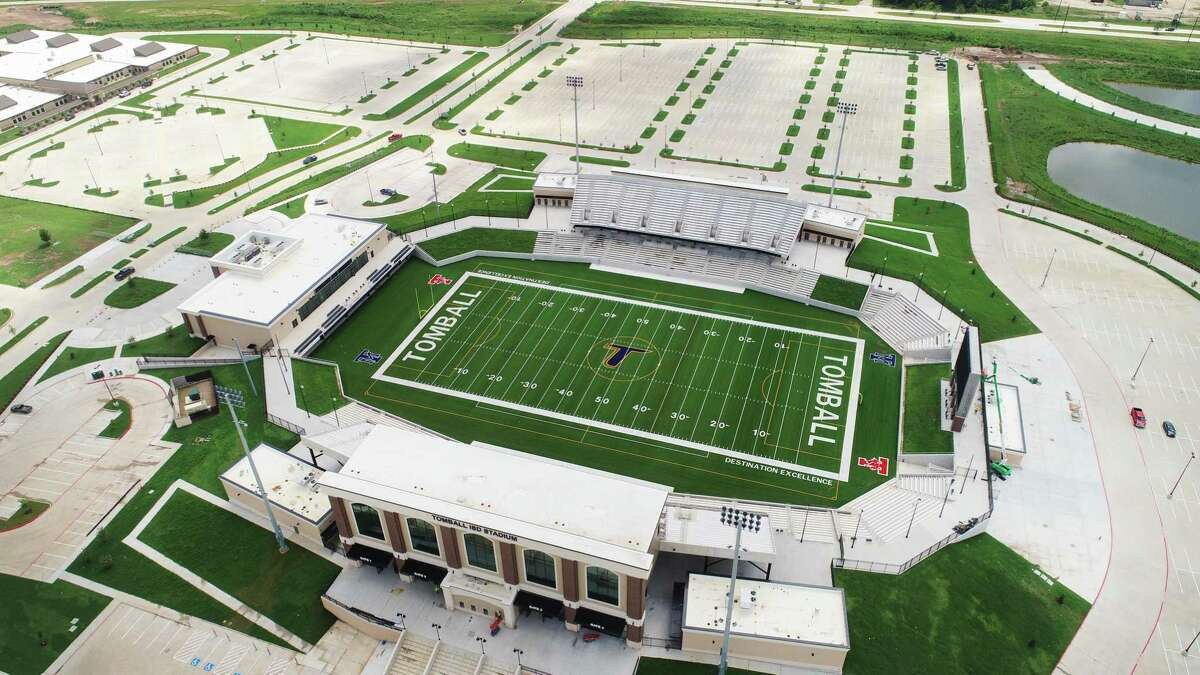 Tomball ISD's 40th Annual Patriotic Show is scheduled to be held when Tomball High visits Tomball Memorial in the District 15-6A opener, Sept. 24 at 7 p.m., at the brand-new Tomball ISD Stadium.