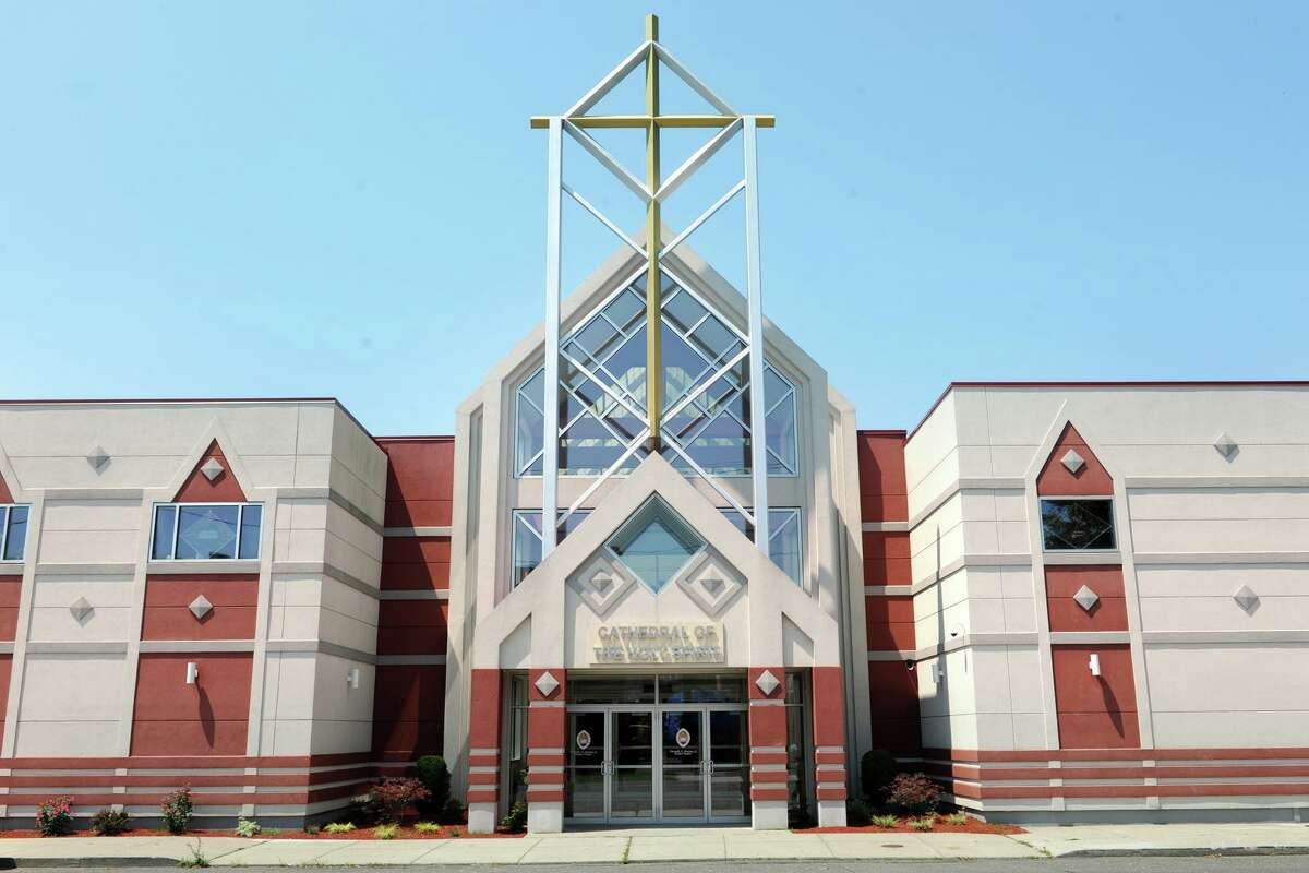 Cathedral of the Holy Spirit, 729 Union Ave., in Bridgeport, Conn.