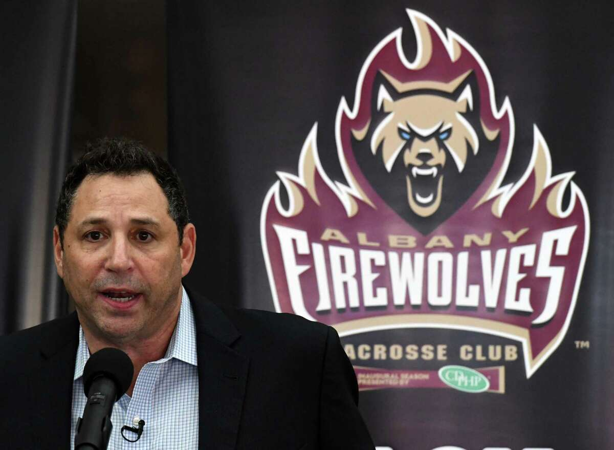 Albany FireWolves lacrosse team president George Manias said he is happy with the scheduling that the National Lacrosse League announced.