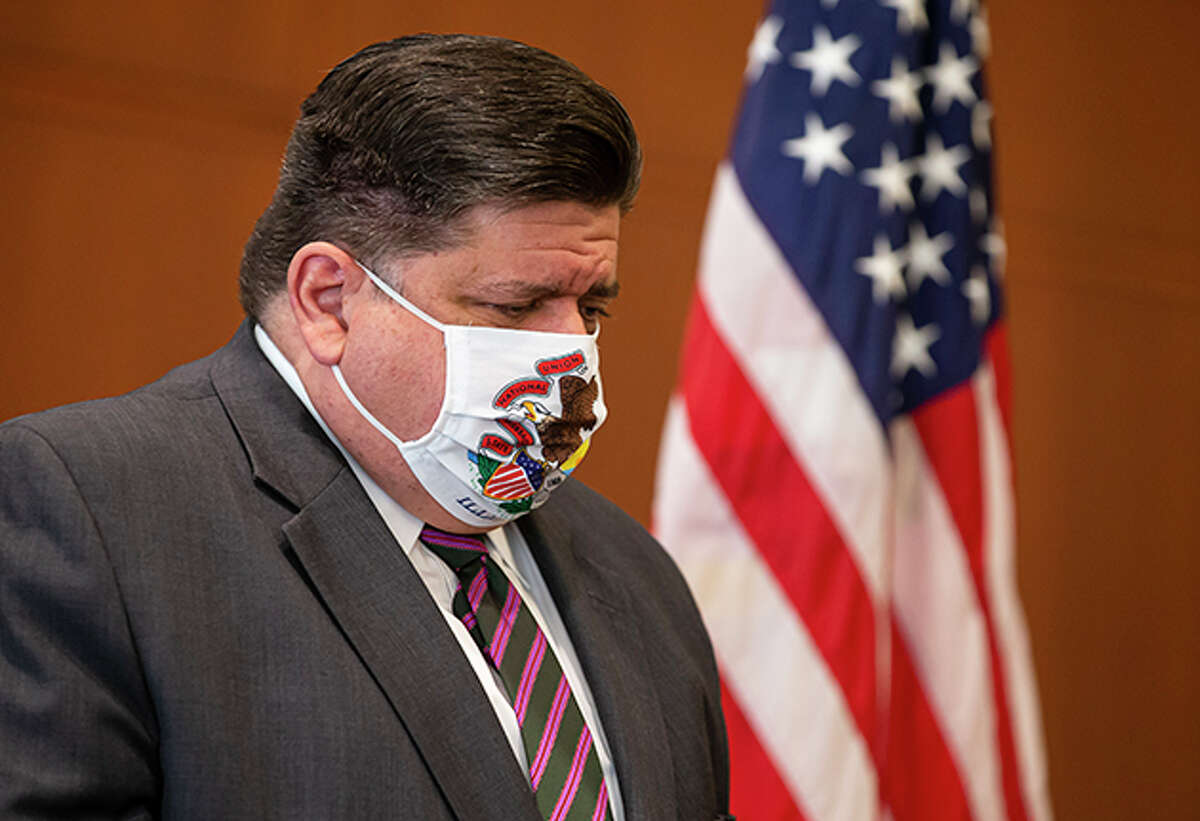 The alternative to mandated vaccines for many workers is weekly COVID-19 testing, but that could come with an extra cost to the employer or the employee. Gov. J.B. Pritzker said he recognizes some of the issues are unresolved.
