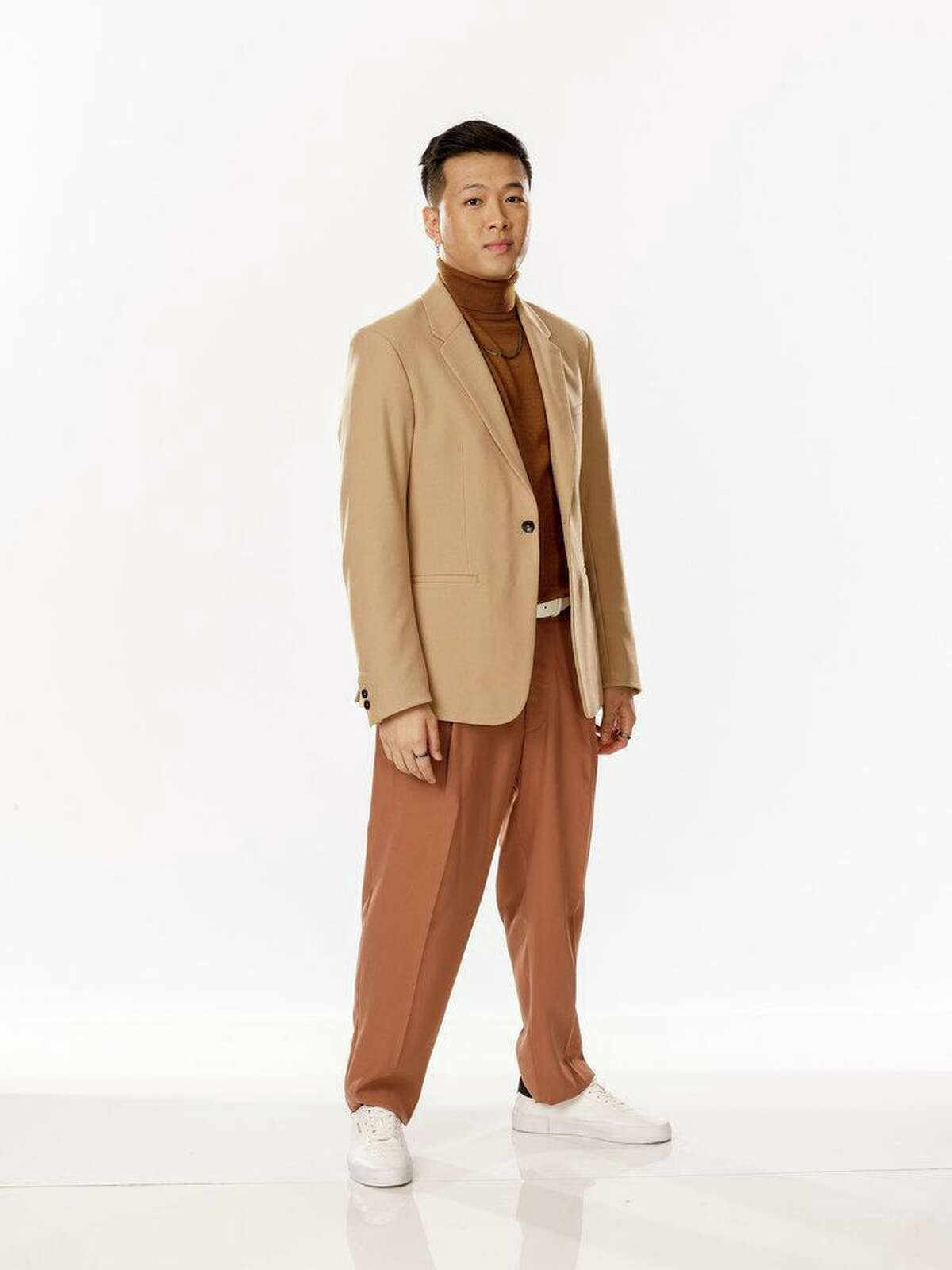 THE VOICE -- Season: 21 -- Contestant Gallery -- Pictured: Vaughn Mugol -- (Photo by: Chris Haston/NBC)