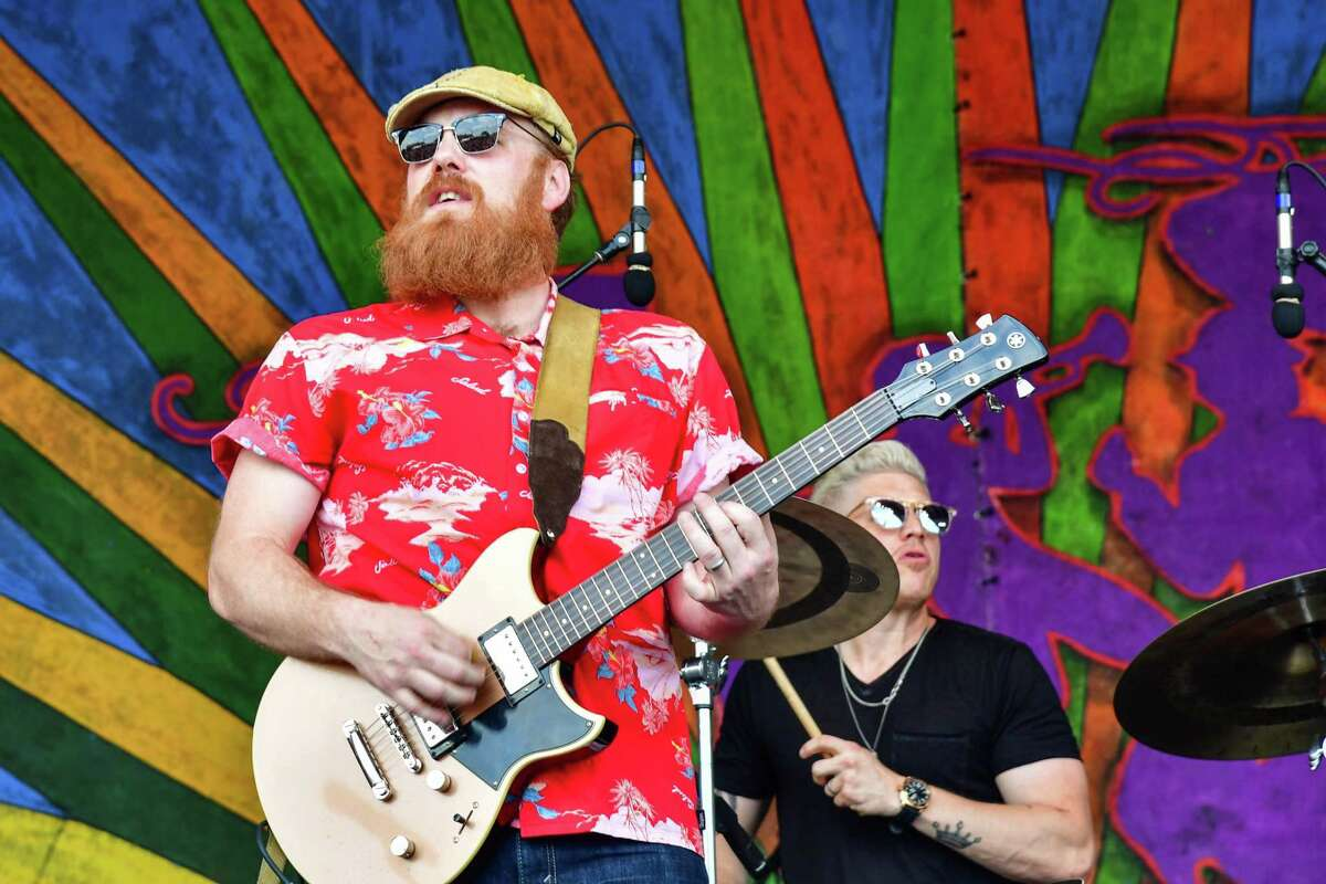 Marc Broussard is in heavy rotation on Don Harris' music app.