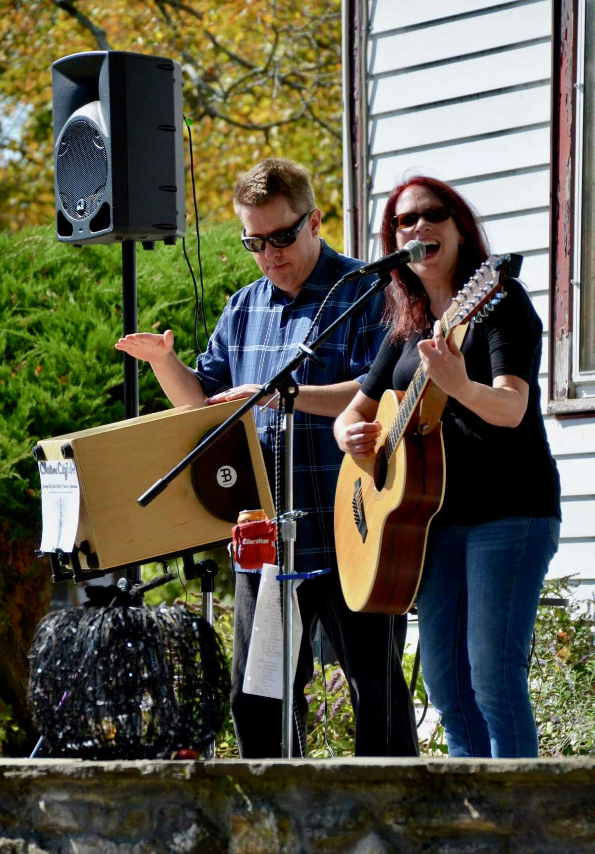 H.O.R.S.E. of CT, 43 Wilbur Road, Washington, is holding a music festival Sept. 25 at the farm. Pictured are the Red Hots, one of the bands.