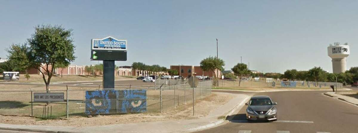 A threat was found inside a United South High School bathroom, stating a potential shooting could take place this week.