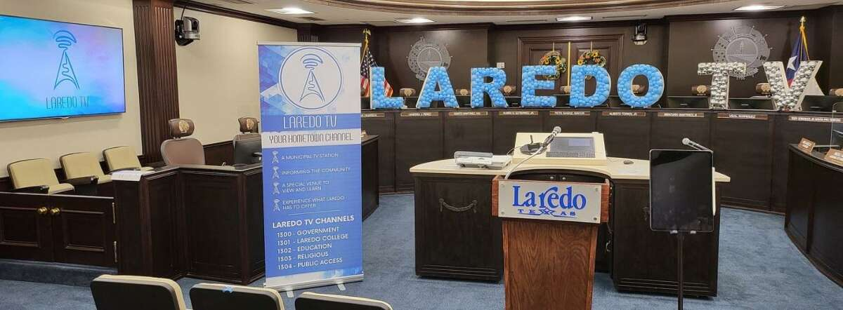 The City of Laredo announced Laredo TV on Tuesday, the rebranding of the former Public Access Channel as well as new programming for municipal TV channels.