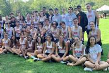 Shelton competed in the freshmen (1.5 miles), junior varsity (2.5 miles) and varsity (2.5 miles) races versus more than 20 schools from Connecticut and New York.