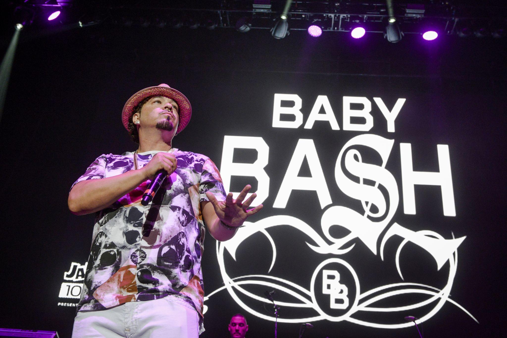 Baby Bash, Lil Rob akan datang ke Westside San Antonio musim gugur ini