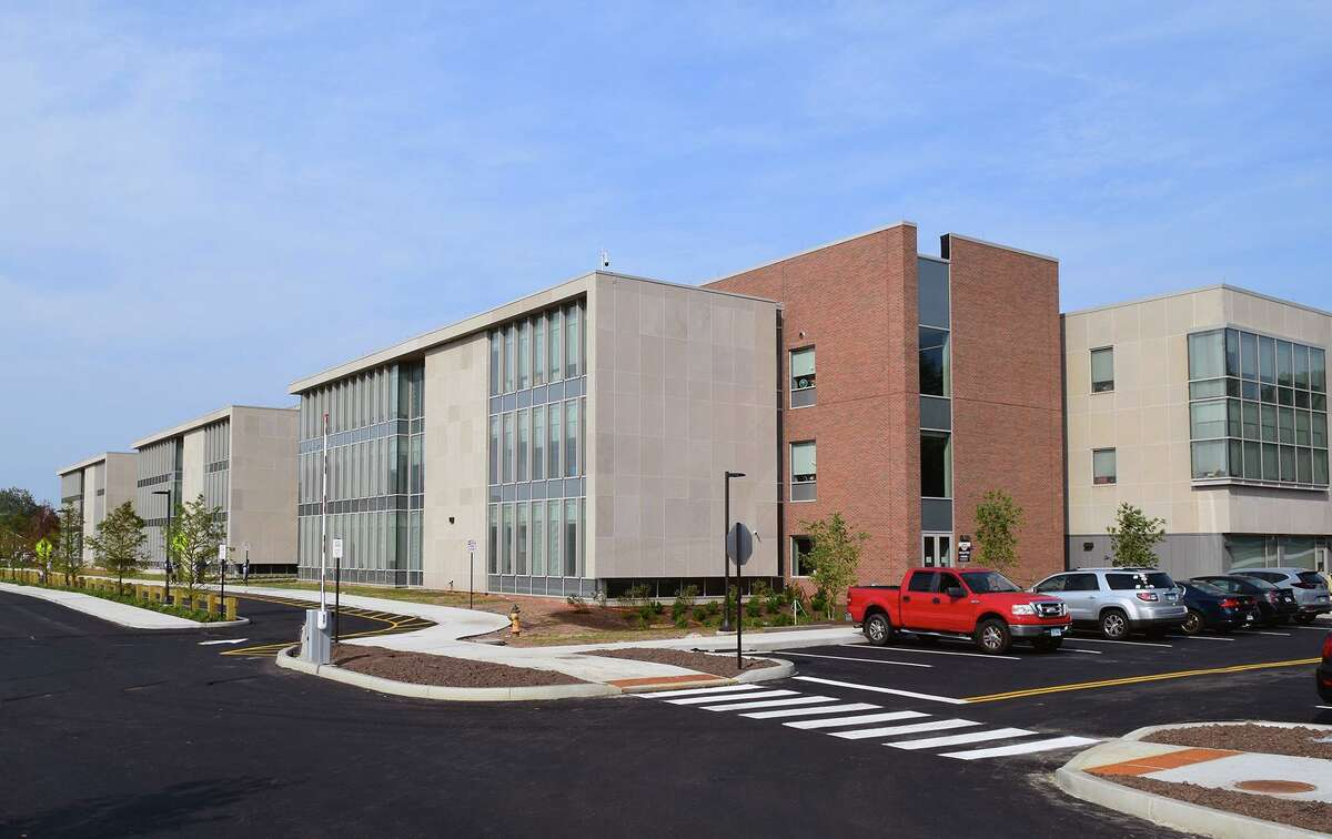 The new Beman Middle School is located at 1 Wilderman's Way in Middletown.