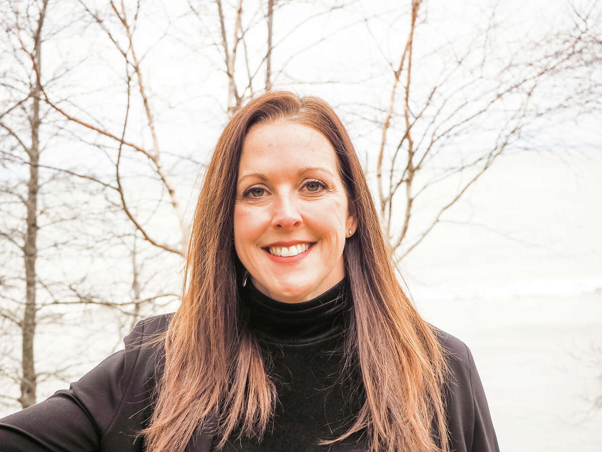 Megan McCarthy is the executive director of the Manistee County Child Advocacy Center. She said has seen an increase in the numbers of calls for mental health services, which she attributes to many of the issues caused by the COVID-19 Pandemic. (Courtesy Photo)
