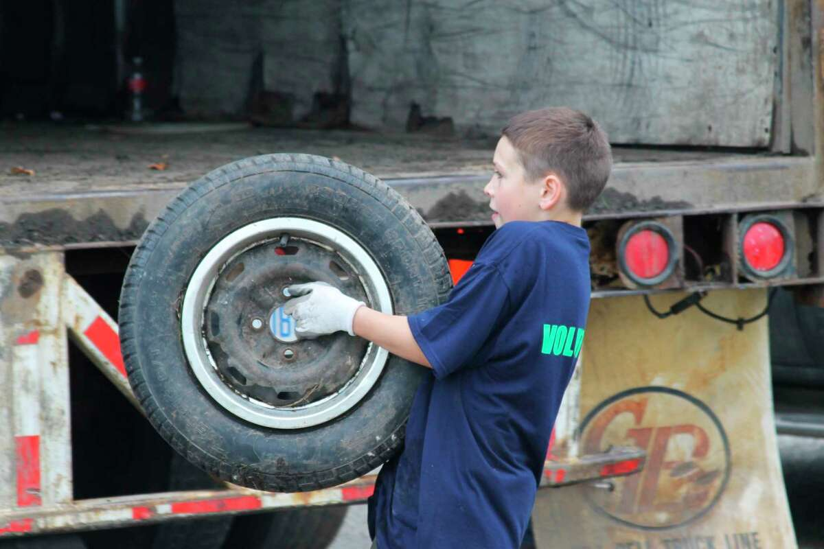 The Manistee County scrap tire event is set for 10 a.m. to 2 p.m. on Saturday at Bay Area Recycling for Charities in Kaleva. (File photo)
