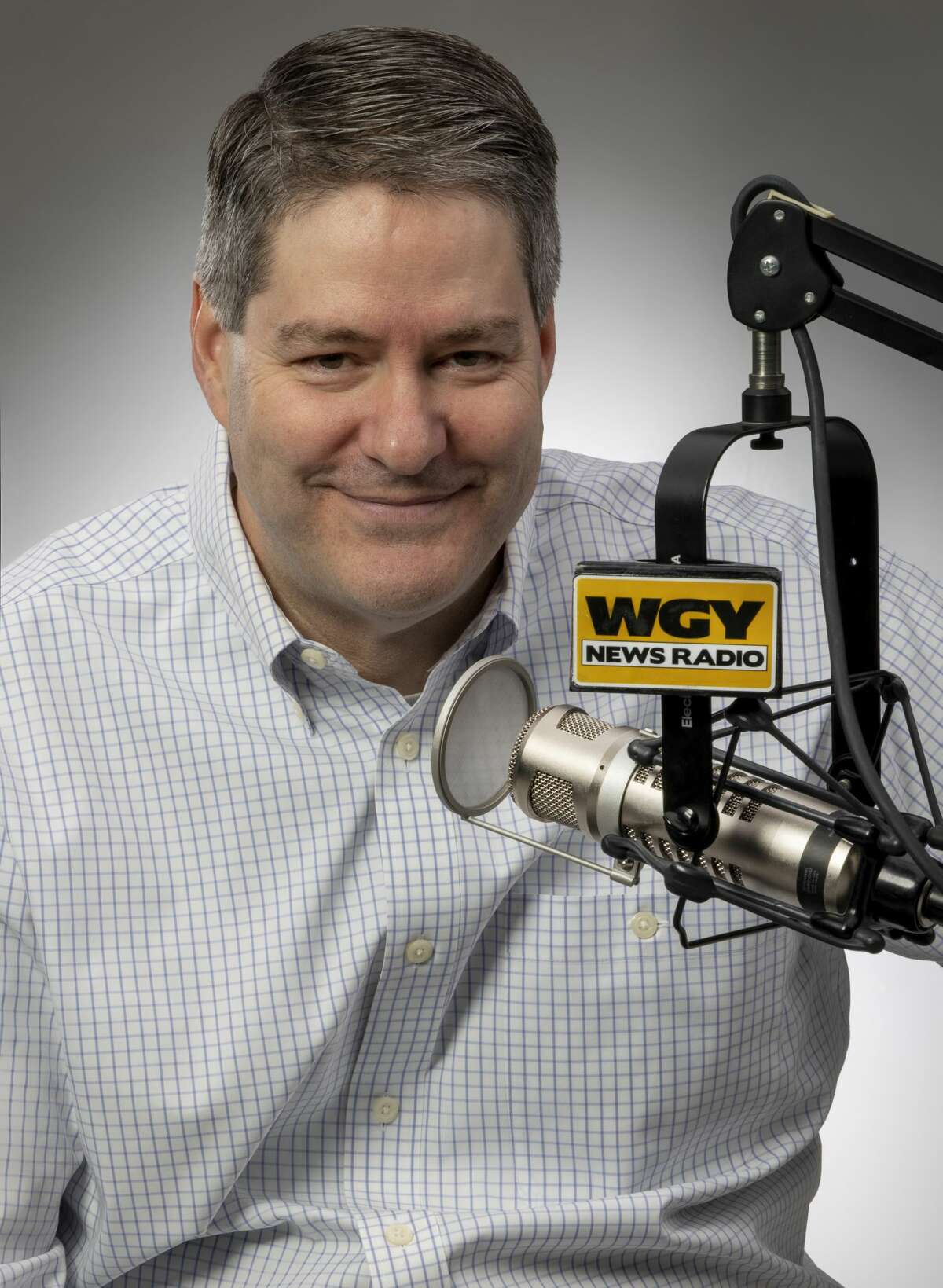 Doug Goudie is now hosting the WGY morning show solo.