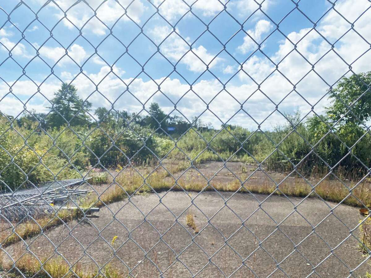 Amazon is considering building a distribution center in Branford off Exit 53 of Interstate 95.