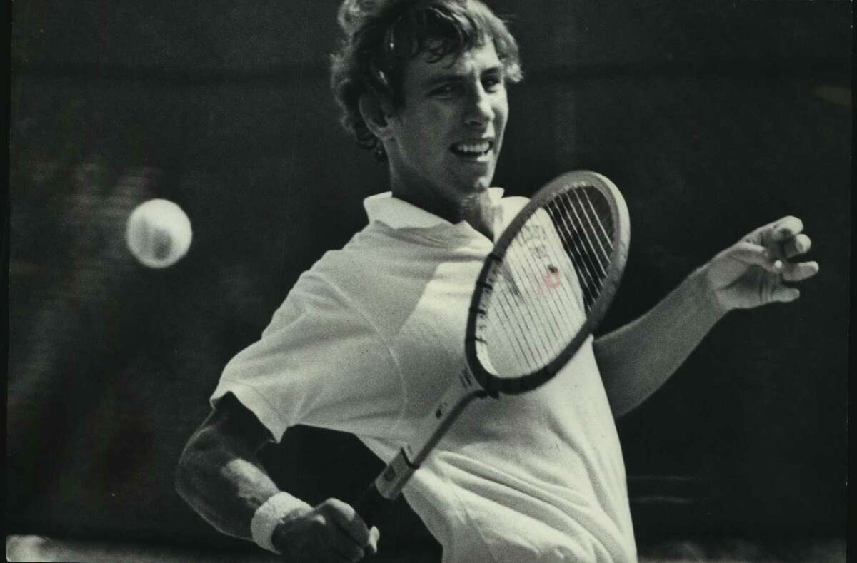 Dick Stockton helped lead Trinity to a 36-0 record in dual matches as the Tigers became the first team in 13 years other than UCLA and Southern Cal to win the NCAA Division I men's tennis championship in 1972.
