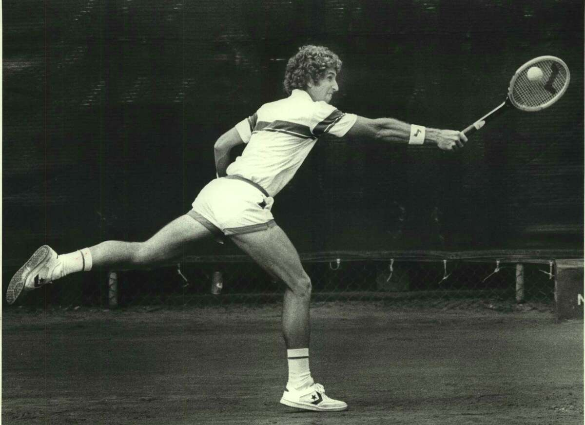 Brian Gottfried helped lead Trinity to a 36-0 record in dual matches as the Tigers became the first team in 13 years other than UCLA and Southern Cal to win the NCAA Division I men's tennis championship in 1972.