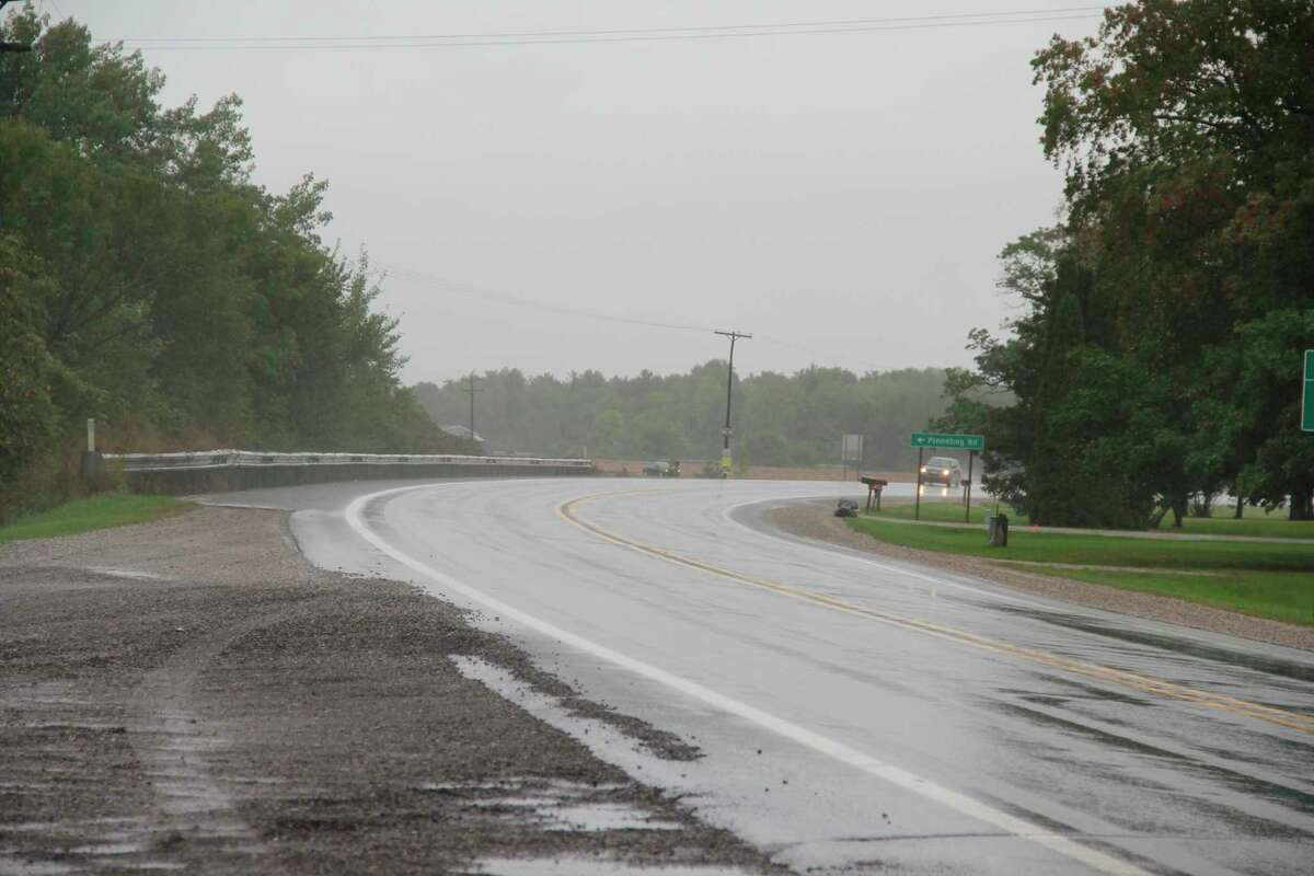 A stretch of M-53 outside of Bad Axe will undergo repaving work, with a start depending on the weather. Drivers can expect single-lane closures between Thomas and Popple roads for about a week. (Robert Creenan/Huron Daily Tribune)
