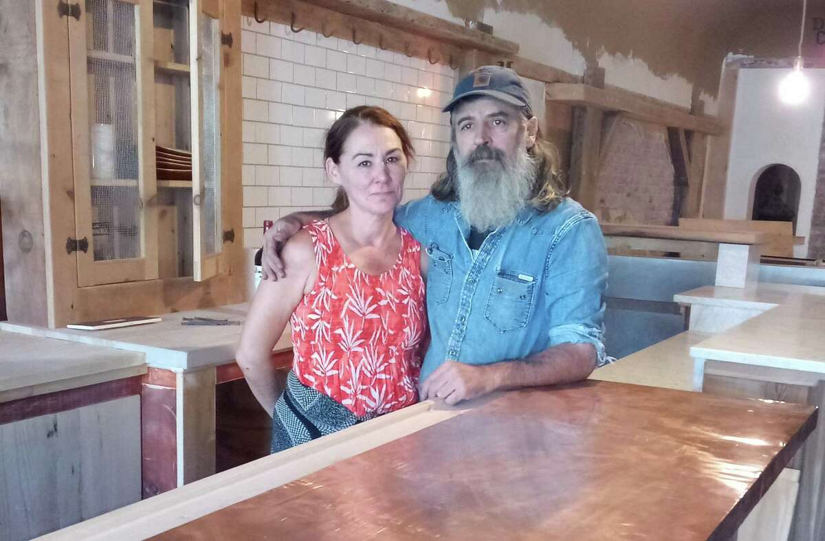 Michelle and Carlo Pulixi of New Hartford plan to open Geppetto Osteria, an Italian steakhouse and bar, at 26 E. Main St., the former site of O'Connor's Public House.