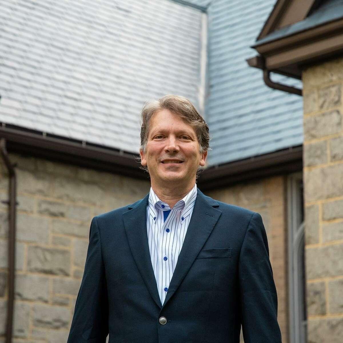 Torrington Democrat Stephen Ivain is running for mayor.