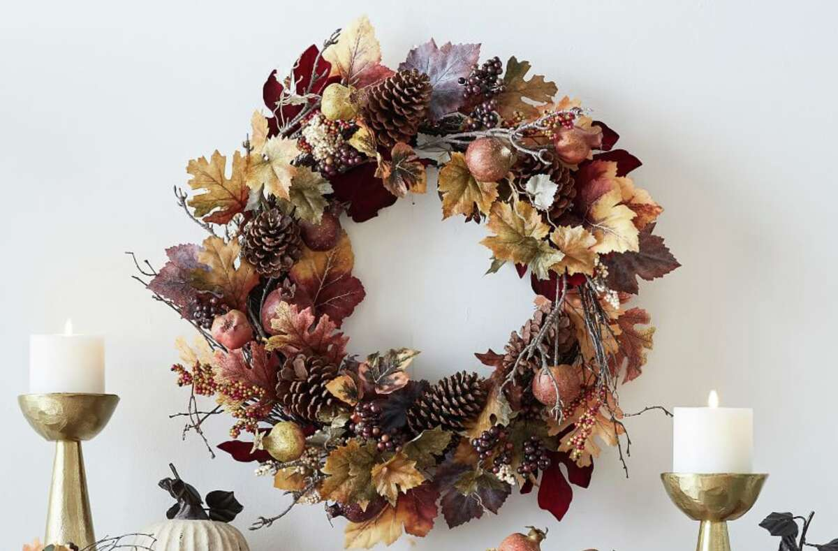 Cozy up your home with tasteful fall decorations.