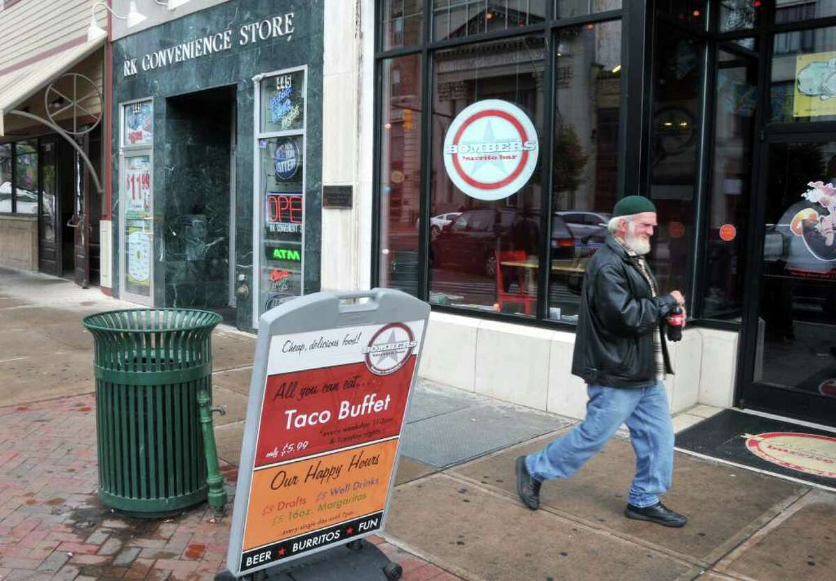 A second Bombers location at 447 State St. in Schenectady. Continue viewing the slideshow to see more local dining developments.