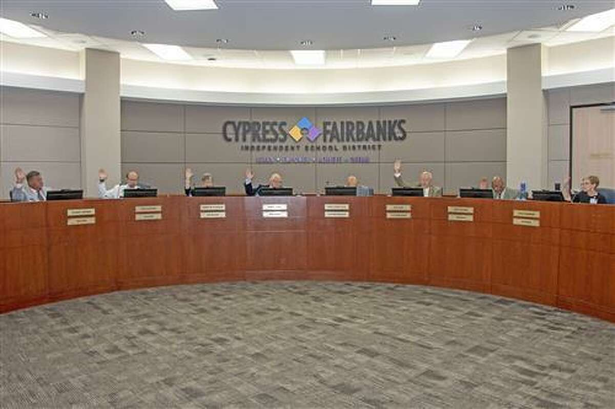 The Cy-Fair ISD Board of Trustees approved more COVID-19 days for staff during the regular meeting on Sept. 13.