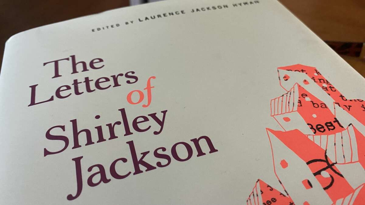 """In """"The Letters of Shirley Jackson,"""" the author discusses moving to Westport for a time to make it more convenient for herself and her husband to get to New York City. Jackson also says the move will give her family more access to local amenities such as the beach and grocery stores. The Jacksons spent most of their time living in rural Vermont and moved back to that state after a brief time in CT."""